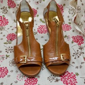 Michael Kors - Moxley Wedge Sandals